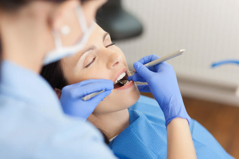 When Do Dentists Use Laughing Gas?