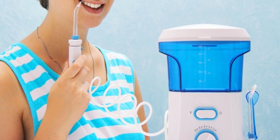 Can You Replace Flossing with a Waterpik ?