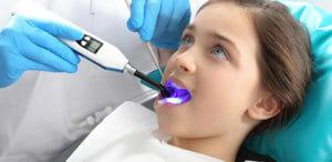 Laser dentistry in California