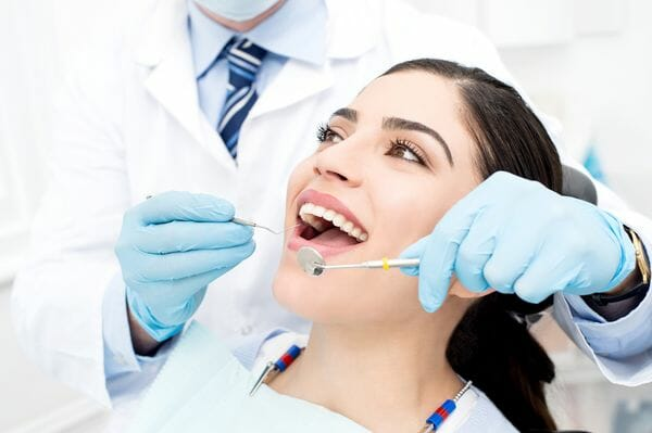 How do dental implants in Downey, ca work?